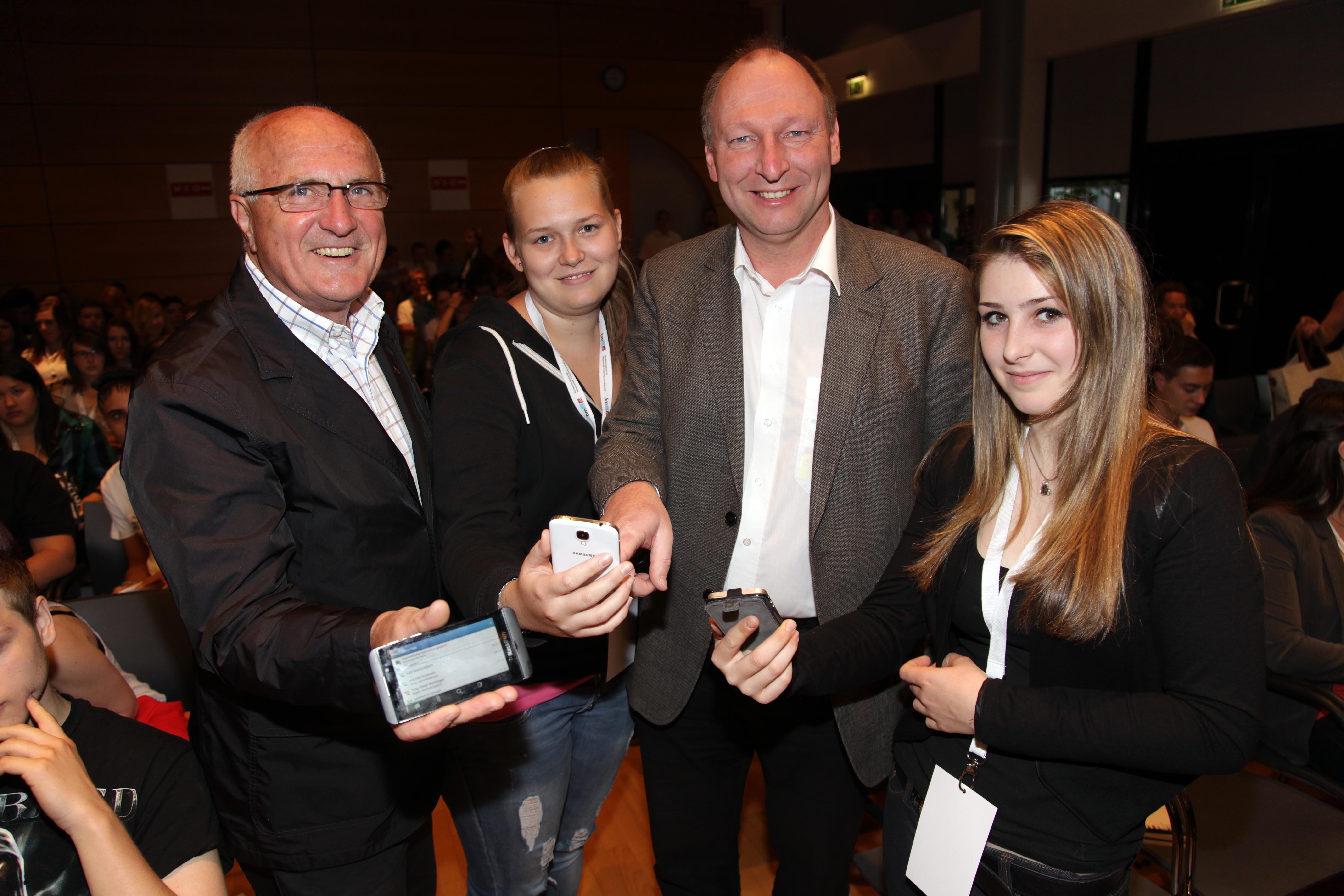 Jugendkonferenz zur Arbeitswelt von morgen