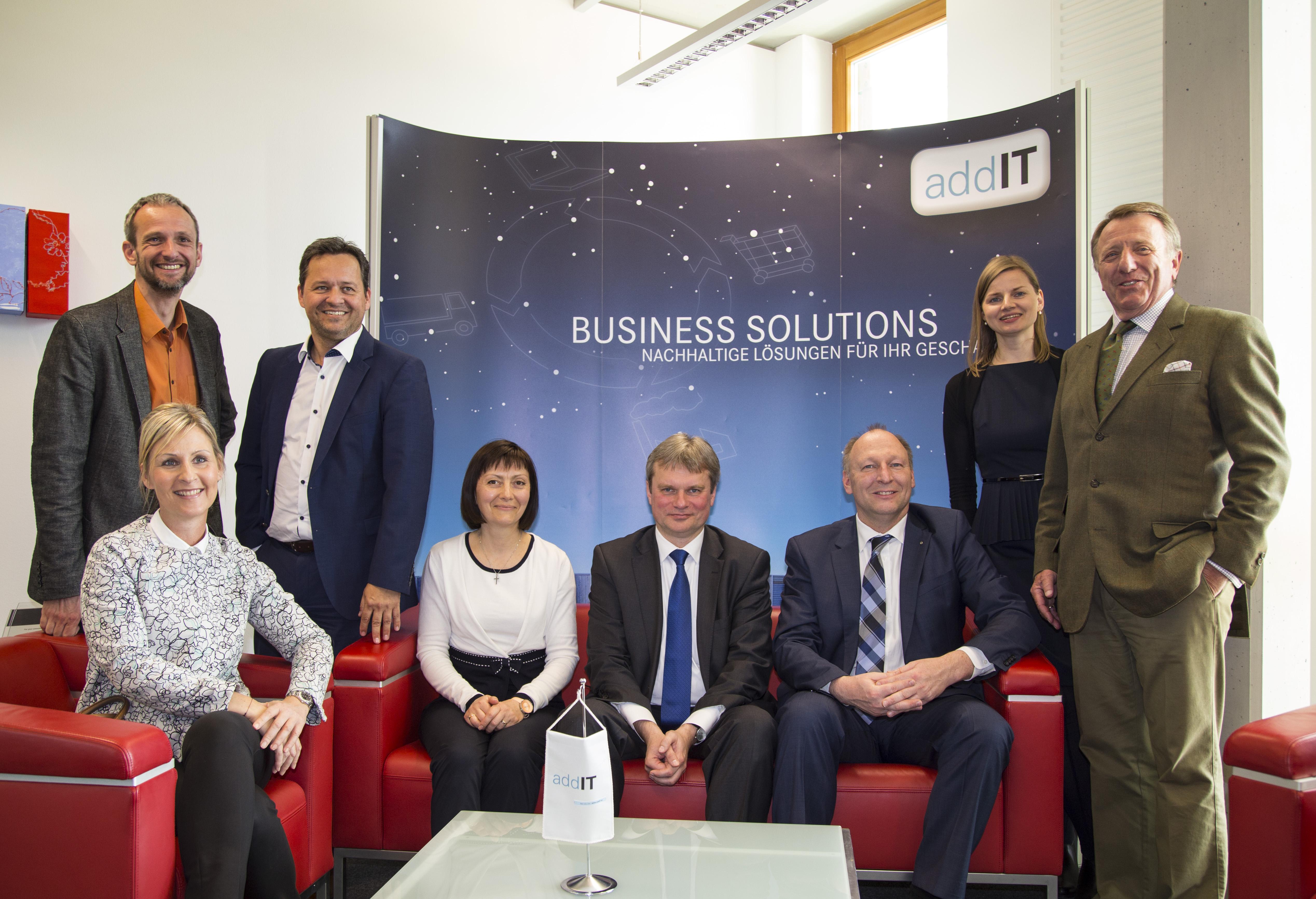 IT-Projekte beeindruckten estnischen Botschafter