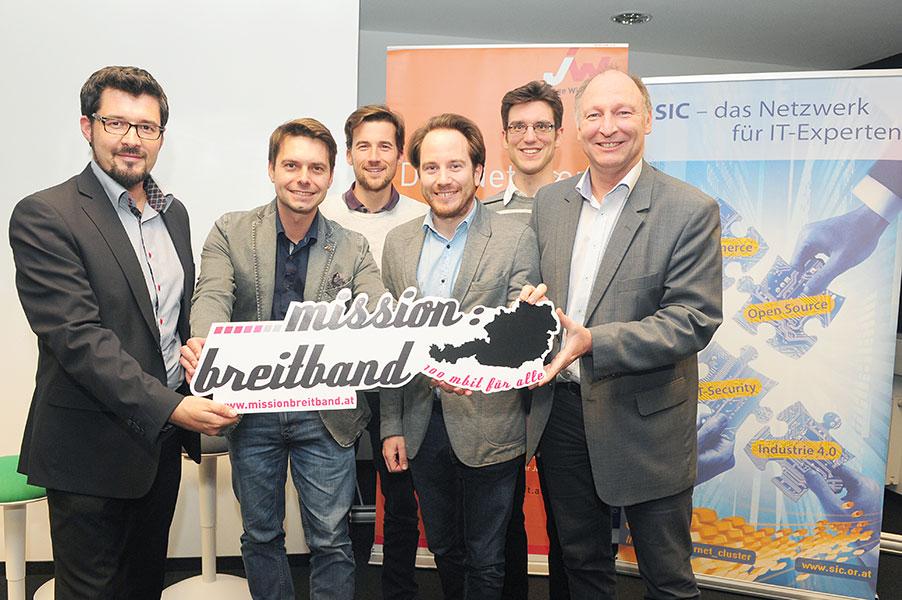 Runder Tisch zur Breitband-Zukunft in Kärnten