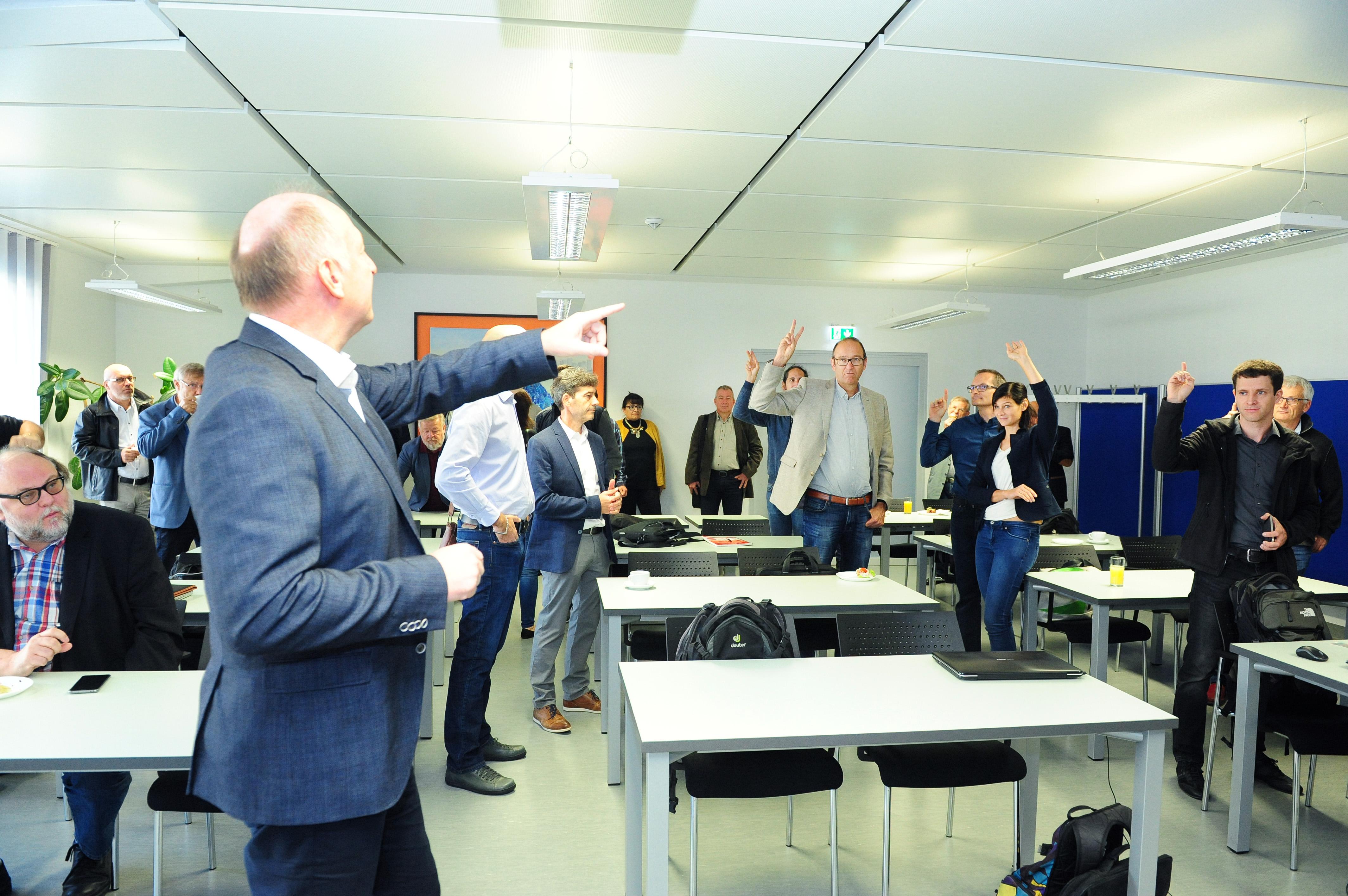 Großer Erfolg: Workshop zum Machine Learning