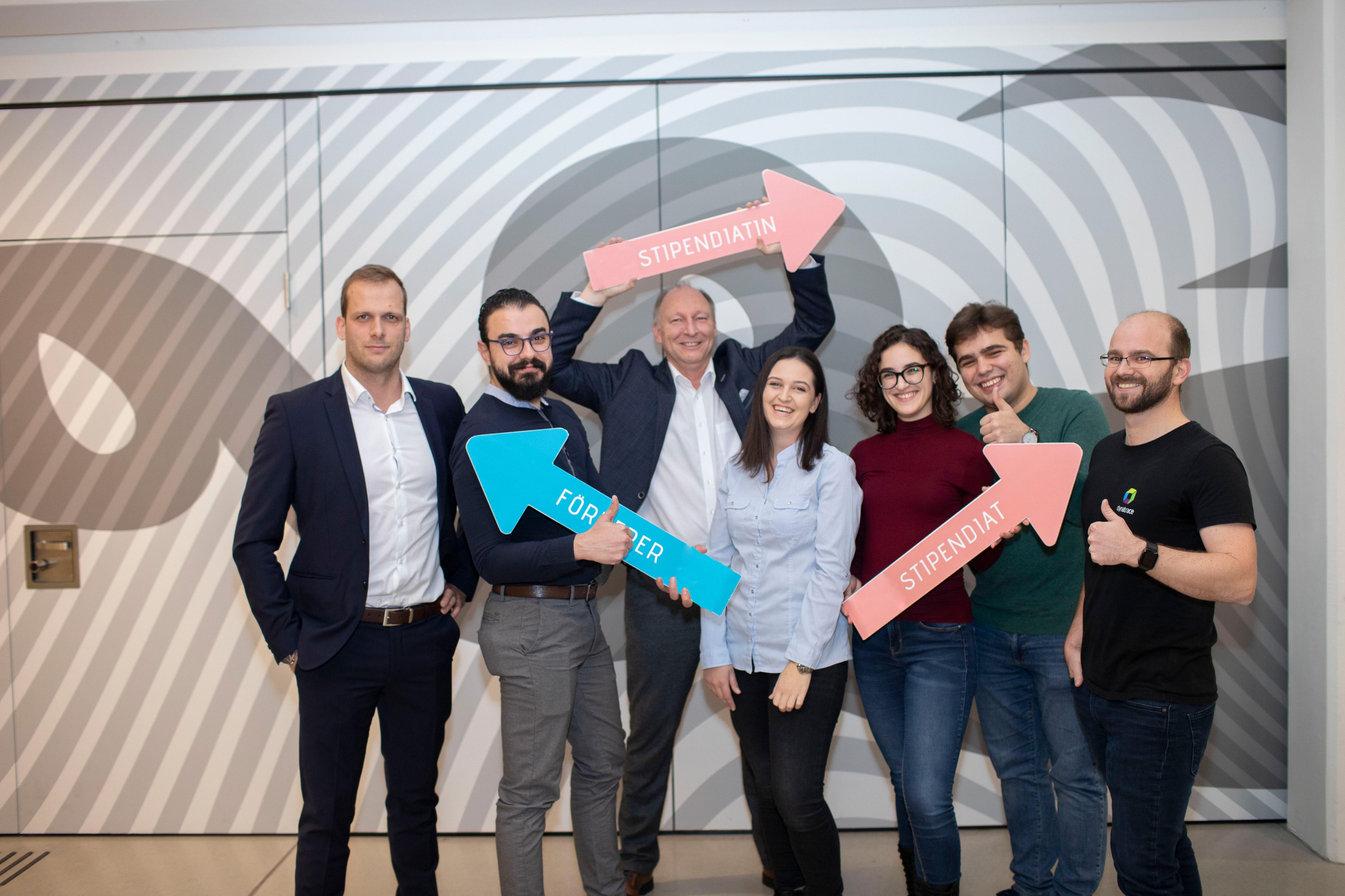 Technology Scholarship lockt internationale IT-Studierende