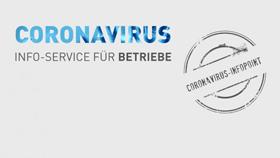 Coronavirus: Anlaufstelle für Unternehmen