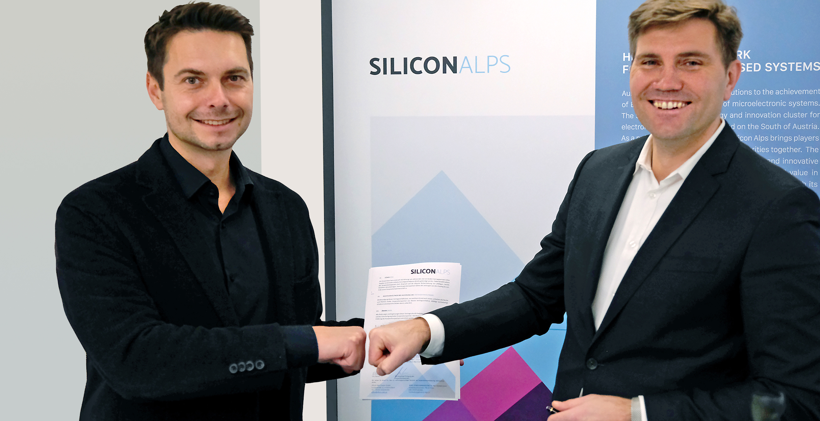 SIC-Partnerschaft mit Silicon Alps Cluster (SAC)