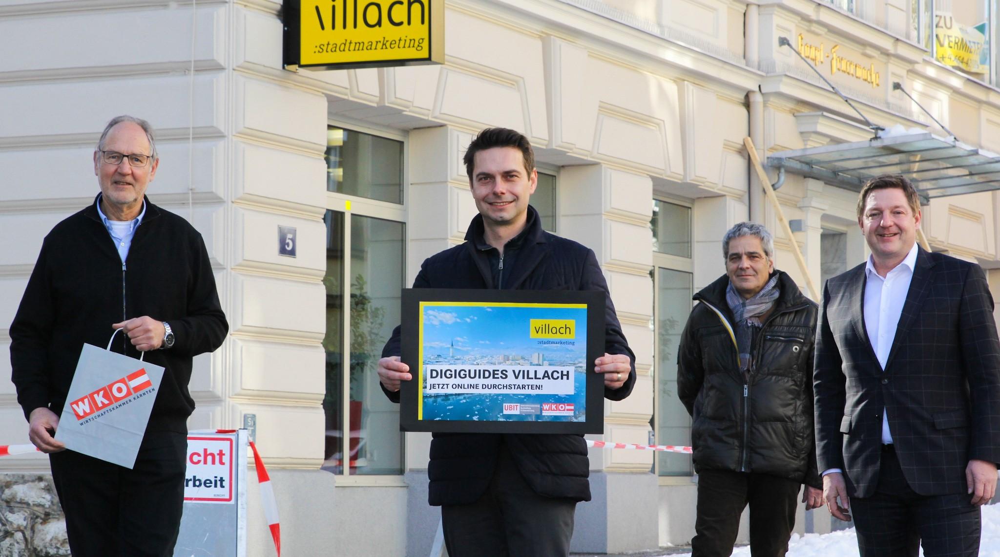 DigiGuides jetzt in Villach aktiv