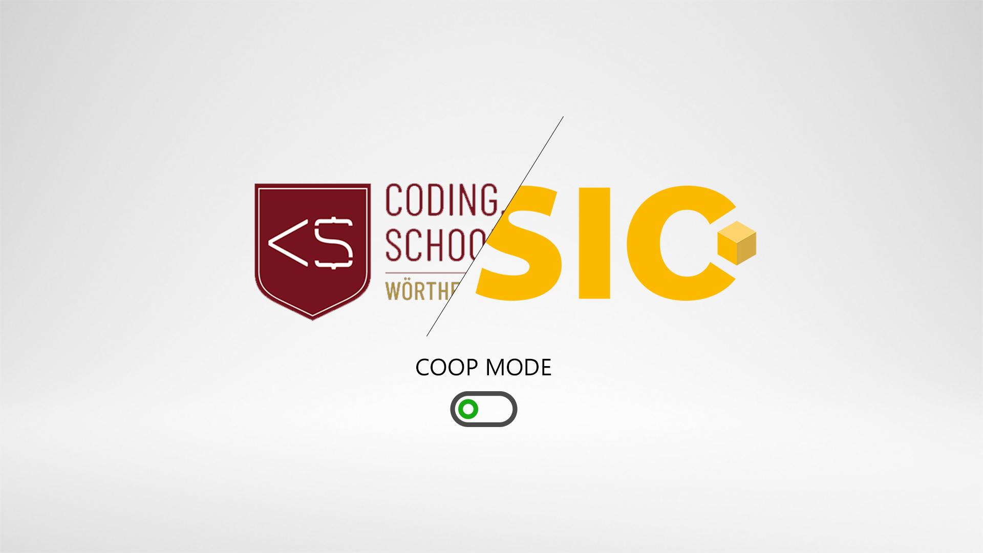 Coding School & Academy Wörthersee als neuer SIC Kooperationspartner